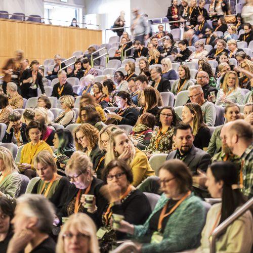 Forum Jämställdhet 2020. Foto Anna Hållams