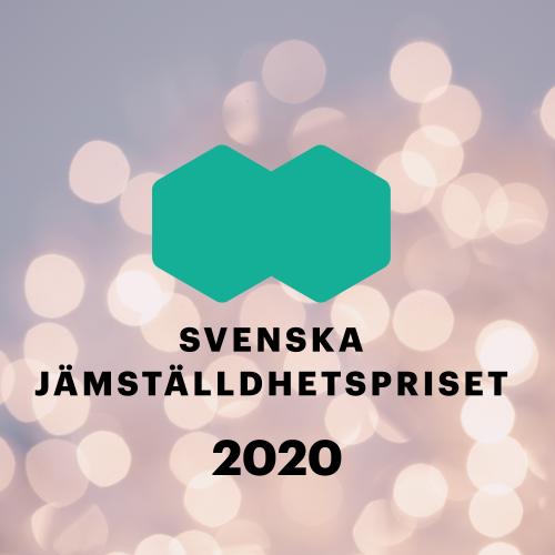 svenskajämställdhetspriset